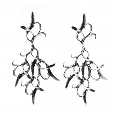 Polished Silver Branches...