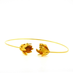 Collar Cáliz Flor