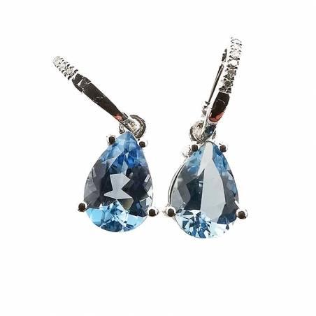 Gotas de Aguamarina