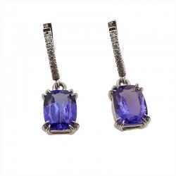 Tanzanitas y Diamantes